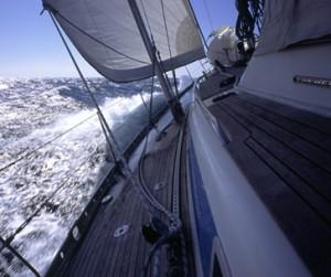 yacht teak