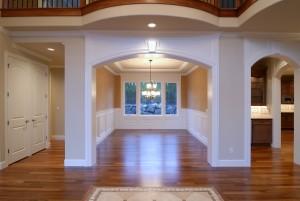 Residential Teak Flooring