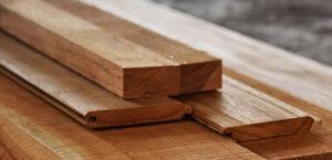 Tongue & Groove Teak Flooring