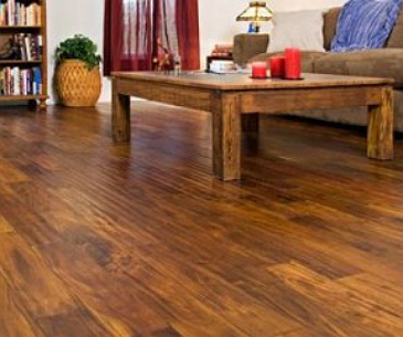 Teak Flooring & Patio